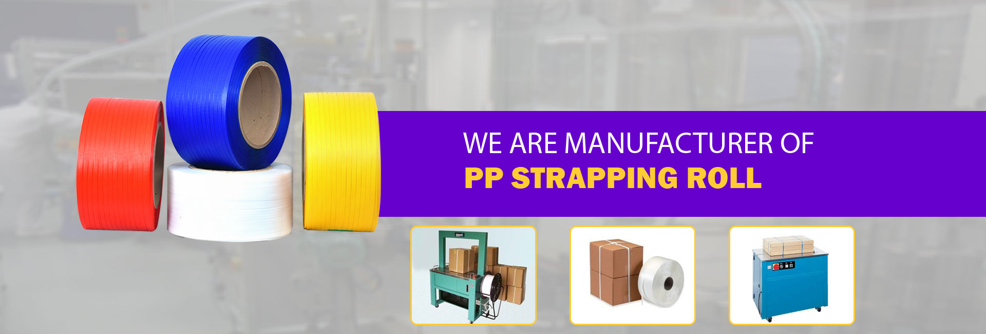 Box Strapping Roll,PP Box Strapping In India
